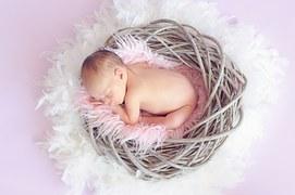 sanfte Geburt